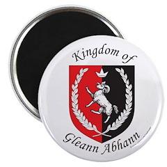 Kingdom of Gleann Abhann Magnet