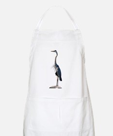 Great Blue Heron #2 BBQ Apron