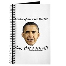 """""""Leader Of The Free World? Journal"""