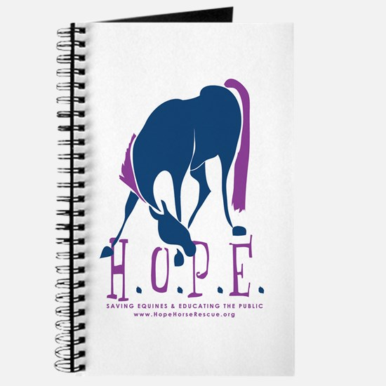 HOPE Horse Rescue Journal