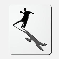 Handball Player Mousepad
