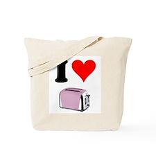 Unique Toasters Tote Bag