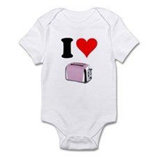 Cute Toaster Infant Bodysuit