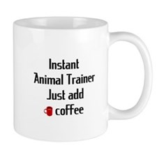 Animal Trainer Small Mug