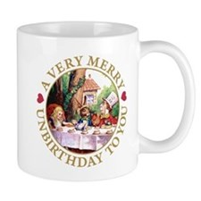 A VERY MERRY UNBIRTHDAY Mug