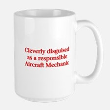 Aircraft Mechanic Large Mug