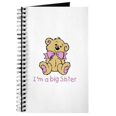 Baby Bear Big Sister Journal