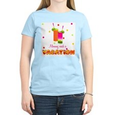 Mommy Needs a Vacation T-Shirt
