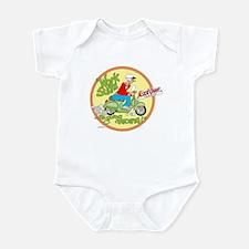 WORK SUCKS Infant Bodysuit