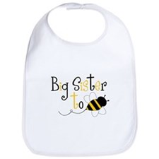 Big Sister to Bee Bib