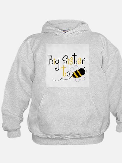 Big Sister to Bee Hoodie