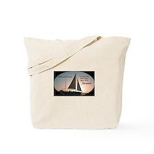 Unique Bvi sailing Tote Bag