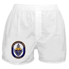 USS Reuben James Boxer Shorts