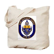 USS Reuben James Tote Bag