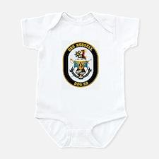 USS Russell Infant Bodysuit