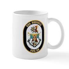 USS Russell Mug