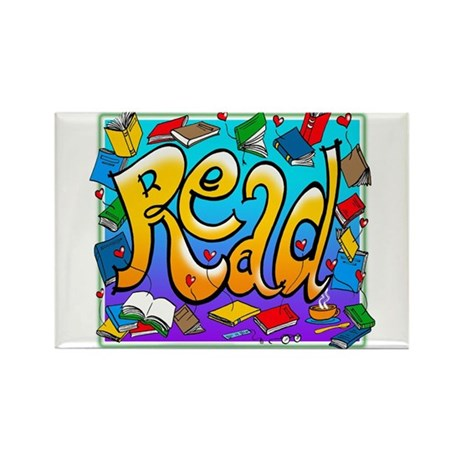 Read Rectangle Magnet