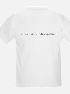 TNC Kids T-Shirt w website on back