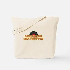 Indie Records Movie Tote Bag