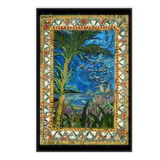 Sea of Galilee Postcards (Package of 8)