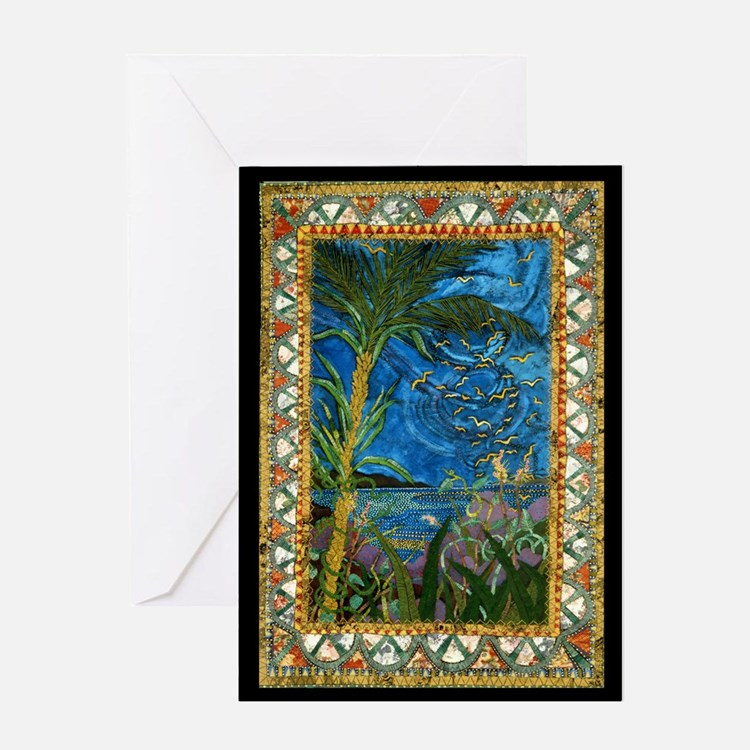 Sea of Galilee Greeting Card