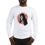 Ring of Death Skull Long Sleeve T-Shirt