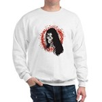 Ring of Death Skull Sweatshirt