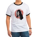 Ring of Death Skull Ringer T