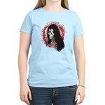 Ring of Death Skull Women's Light T-Shirt
