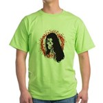Ring of Death Skull Green T-Shirt