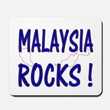 Malaysia Rocks ! Mousepad