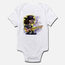 Unique Rockband Infant Bodysuit