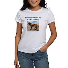 3-Legged Dog Tee