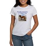 3-Legged Dog Women's T-Shirt