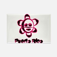 Sol Taino Rectangle Magnet