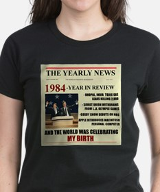 born in 1984 birthday gift Tee