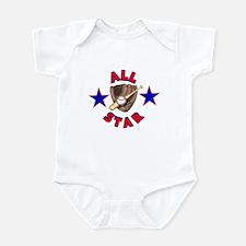 Baseball All Star Infant Bodysuit