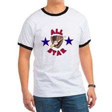 Baseball All Star T