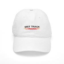 Dirt Track Chick Baseball Cap