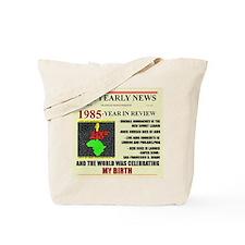 born in 1985 birthday gift Tote Bag