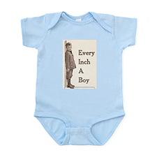 Every Inch a Boy Infant Bodysuit