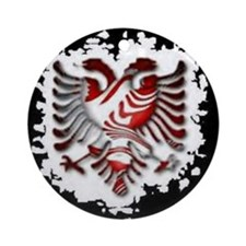 Albanian Ornament (Round)