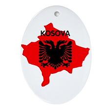 Kosova Oval Ornament