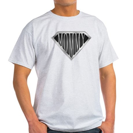Super Mommy(metal) Light T-Shirt