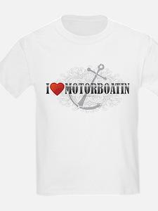 I Love Motorboatin T-Shirt