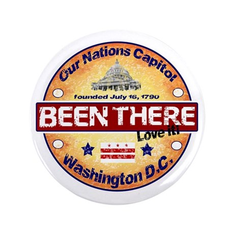 """Been There Store 3.5"""" Button (100 pack)"""