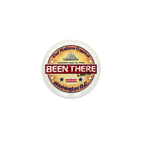 Been There Store Mini Button (10 pack)