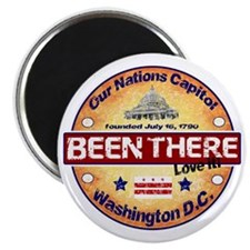 Been There Store Magnet