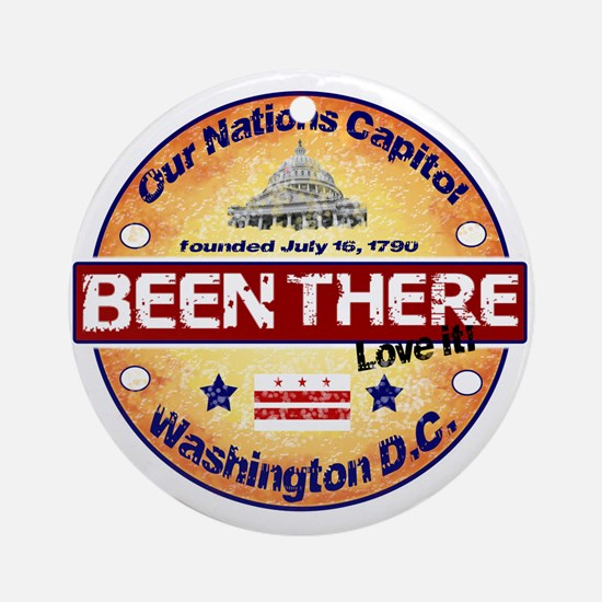 Been There Store Ornament (Round)