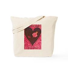 Heart! Tote Bag